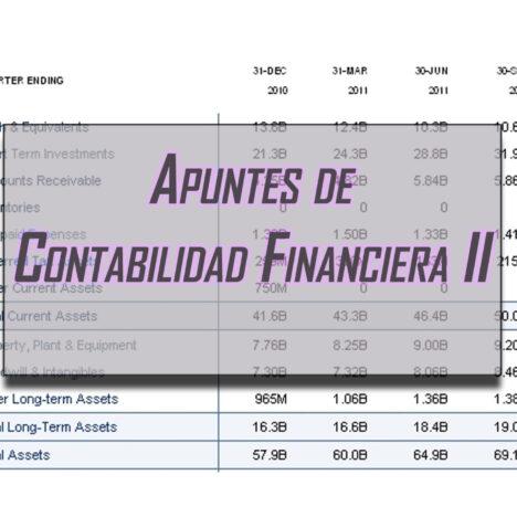 Apuntes de contabilidad de gestión