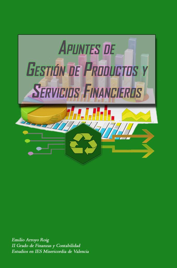 Gestión de productos y servicios financieros